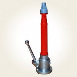 Teava cu robinet de reglare a jetului din aluminiu, tip C cu racord