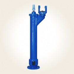 Hidrant subteran DN80, 1m