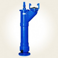 Hidrant subteran DN100, 1.25m