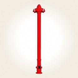 Hidrant suprateran ret. DN80 2B, 2.14m