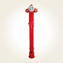 Hidrant suprateran ret. DN100 2B, 1.89m