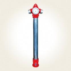 Hidrant suprateran neretezabil DN100 2B, 2.14m