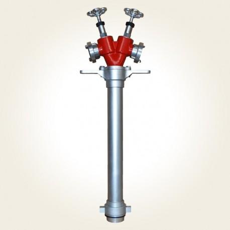 Hidrant portativ 2xB DN80